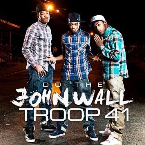 troop 41 john wall. Troop 41. Do The John Wall