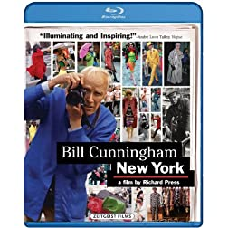 Bill Cunningham New York [Blu-ray]