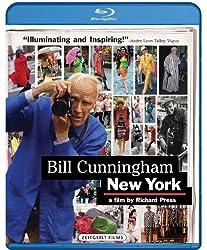 Bill Cunningham New York [Blu-ray]
