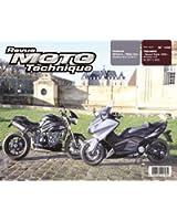 Rmt 168 Triumph Speed Triple 1050, Yamaha Tmax 530