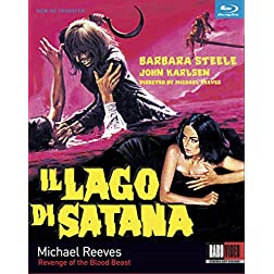 Revenge of the Blood Beast [Blu-ray]