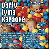 Party Tyme Karaoke - Kids Songs (16-song CD+G)