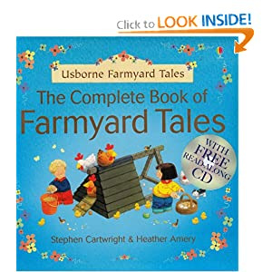 The Complete Book of Farmyard Tales (Usbourne Farmyard Tales)