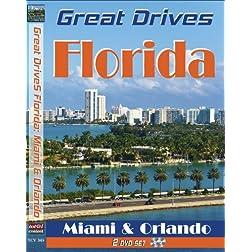 Great Drives: Florida, Miami & Orlando