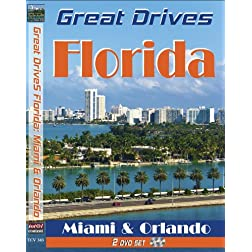 Great Drives: Florida, Miami & Orlando
