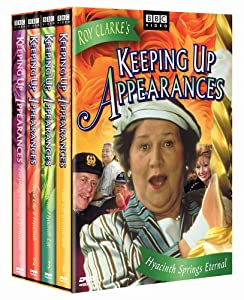 Keeping Up Appearances - Hyacinth Springs Eternal Set (Vol. 5-8)