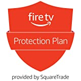 3-Year Protection Plan for Amazon Fire TV (2017 release, delivered via e-mail)