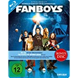 "Fanboys - Steelbook [Blu-ray] (Limited Steelbook Edition)von ""Sam Huntington"""