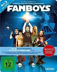 Fanboys - Steelbook [Blu-ray] (Limited Steelbook Edition) [Alemania]