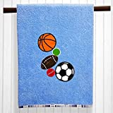 PREMIUM RANGE - CHAMP BATH TOWEL - BLUE