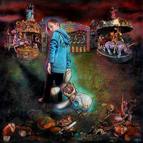 Vinilo : Korn - The Serenity Of Suffering [Explicit Content] (Digital Download Card)