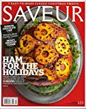 SAVEUR (Savor a World of Authentic Cuisine)- December 2009 (Number 125)