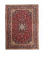 QURAMA Alfombra Persian Kashan Rojo/Multicolor 149 x 206 cm
