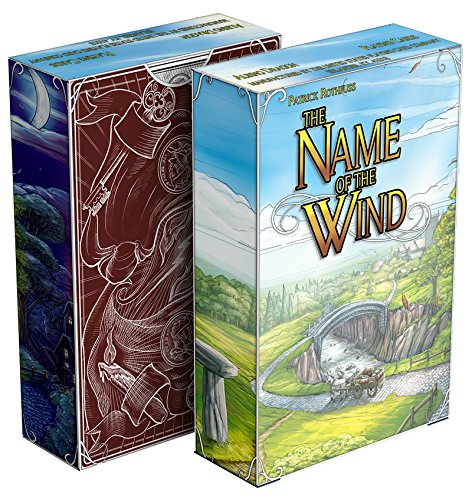 The Name of the Wind - Taborlin/Trick Deck