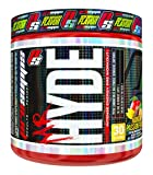 ProSupps Mr Hyde Intense Pre Workout Pikatropin Free Formula, Mango Passion Fruit, 7.4 Ounce