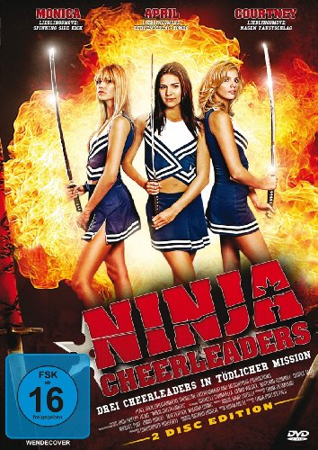 Ninja Cheerleaders [2 DVDs]