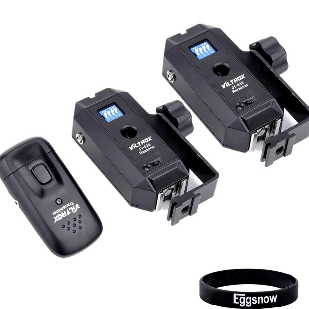 Eggsnow 1 Transmitter + 2 Receiver Wireless Remotereviews and more information