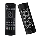 Rii Backlit Fly Mouse 2.4G MX3 Pro Multifunctional Wireless Mini Keyboard And Infrared Remote Learning For KODI, Google Android Smart TV/Box, IPTV, HT