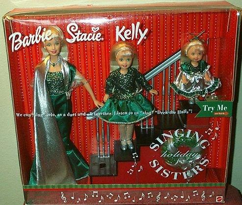 Barbie Singing Sisters Holiday Trio Set - Buy Barbie Singing Sisters Holiday Trio Set - Purchase Barbie Singing Sisters Holiday Trio Set (Barbie, Toys & Games,Categories,Dolls)