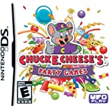 Chuck E Cheese's Party Games - Nintendo DS