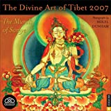 The Divine Art of Tibet 2007 Wall Calendar: The Murals of Samye