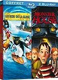 echange, troc Les Rois de la glisse + Monster house [Blu-ray]