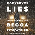Dangerous Lies (       UNABRIDGED) by Becca Fitzpatrick Narrated by Madeleine Maby