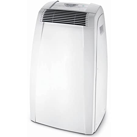 DeLonghi PACC100EC 10,000 BTU Portable Air Conditioner with Remote Control