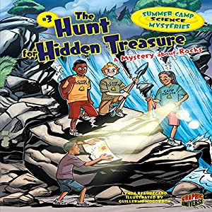 The Hunt for Hidden Treasure: A Mystery About Rocks Hörbuch von Lynda Beauregard Gesprochen von:  Intuitive