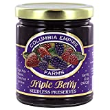 Triple Berry Seedless Preserves