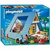 Playmobil - 3230 - Les Loisirs - Famille maison vacances