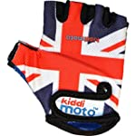 Kiddimoto Gloves Small Union Jack