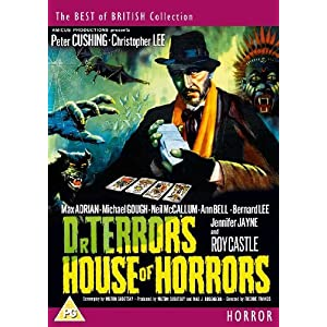 Dr. Terror's House of Horrors (1965) ( The Blood Suckers ) [ NON-USA FORMAT, PAL, Reg.0 Import - United Kingdom ]