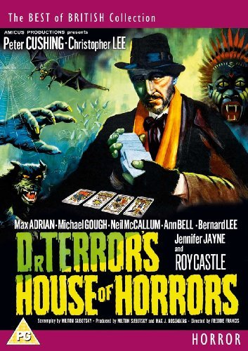 Dr. Terror's House of Horrors (1965) ( The Blood Suckers ) [ NON-USA FORMAT, PAL, Reg.0 Import - United Kingdom ] by Christopher Lee