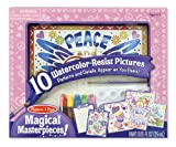 Melissa & Doug Magical Masterpieces Deluxe, Pink