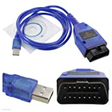 VAG-COM KKL 409.1 OBD2 USB Cable Scanner Scan Tool Audi VW SEAT Volkswagen Auto