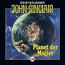 Der Planet der Magier (John Sinclair 115) Hörspiel von Jason Dark Gesprochen von: Dietmar Wunder