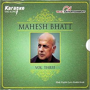 Various - Karaoke sing along-Mahesh bhatt vol3 - Amazon