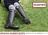 HUNTER ハンター レインブーツ 雨靴 ラバーブーツ ブーツ シューズ 靴 メンズシューズ レディースシューズ ブランド ファッション