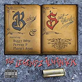 The Legendz Almanack [Explicit]