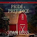 Pride v. Prejudice: The Claire Malloy Mysteries, Book 20 (       UNABRIDGED) by Joan Hess Narrated by Meredith Mitchell
