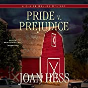 Pride v. Prejudice: The Claire Malloy Mysteries, Book 20 | Joan Hess
