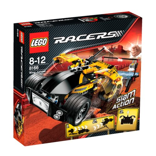 LEGO Racers 8166 - Wing Jumper