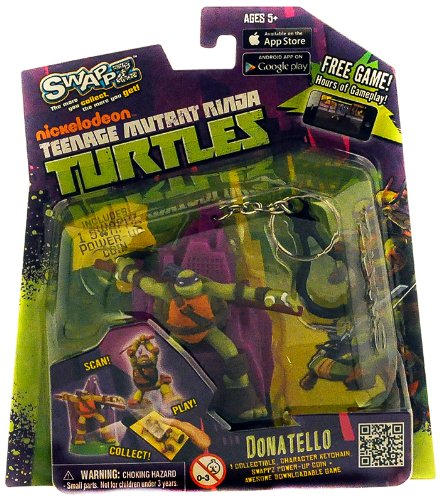 Swappz Teenage Mutant Ninja Turtles Donatello 2