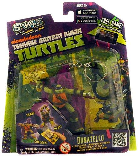 Swappz Teenage Mutant Ninja Turtles Donatello 2 - 1