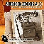 Botschaft aus dem Totenreich (Sherlock Holmes & Co 21) | Patrick Holtheuer