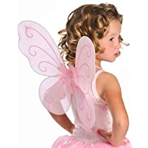 Little Adventures Pink Fairy Wings