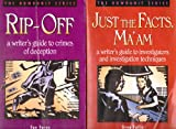 img - for The Howdunit Series, 2 Volumes: 1. Just the Facts Ma'am; 2. Rip-Off book / textbook / text book
