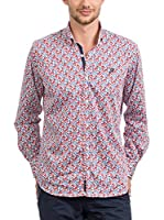 JACK WILLIAMS Camisa Hombre (Multicolor)