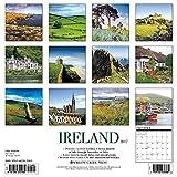 Ireland 2017 Wall Calendar